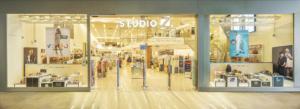 Studio Z: fachada de loja.