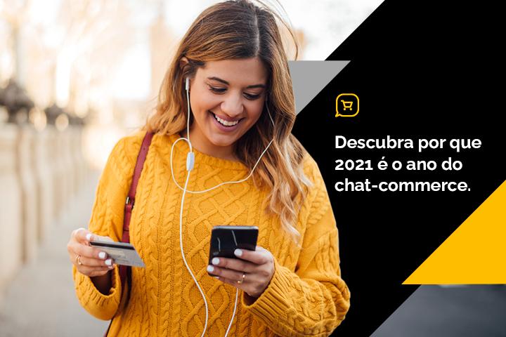 2021 ano das vendas por WhatsApp