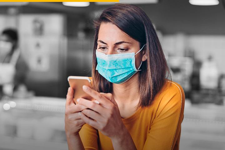 uso do whatsapp durante a pandemia